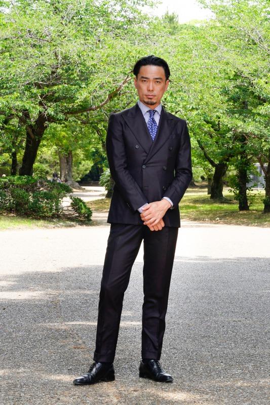 現代的で良いオーダースーツの特徴、当店のスタイルとは。