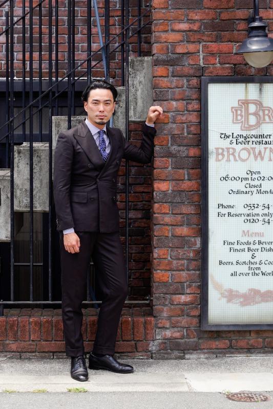 7/4(土)愛知県豊橋市水上ビルに、オーダースーツ店ジャソールいよいよオープン。
