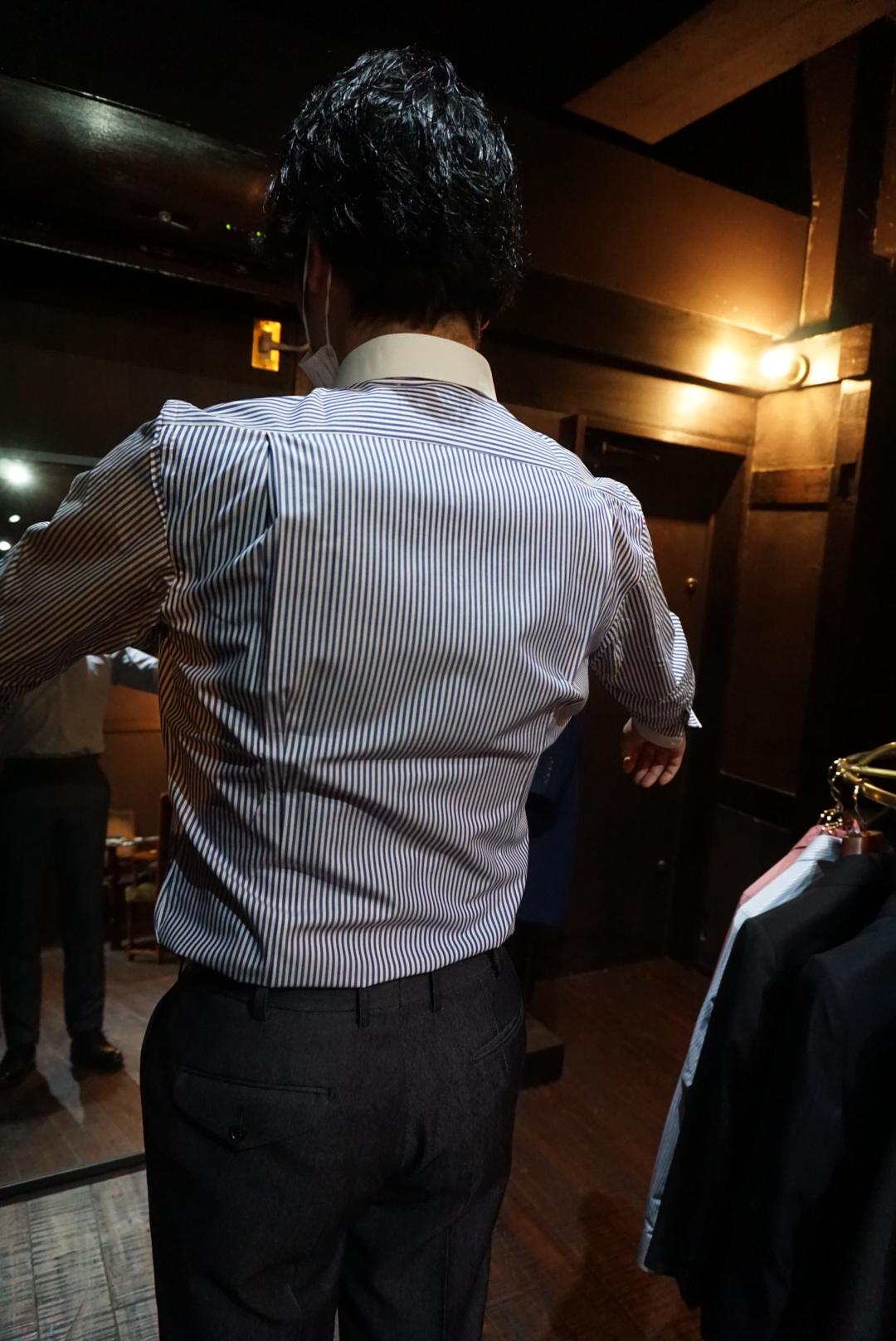 ビジネスカジュアルどうしてる?オーダーシャツとオーダーパンツのオススメ